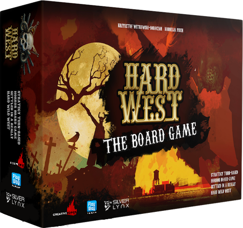 hard west the board game